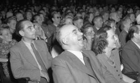 AudienceLaughing